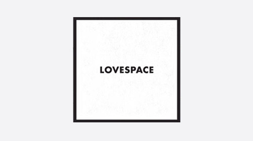 LOVESPACE box logo