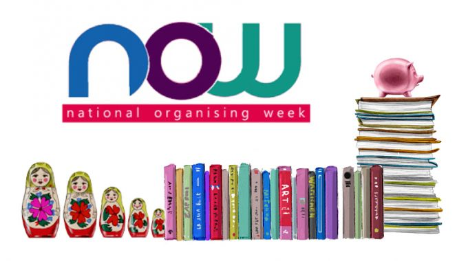 National Organising Week logo