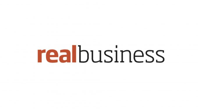 Real business logo