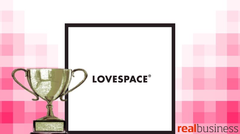 Lovespace wins business award