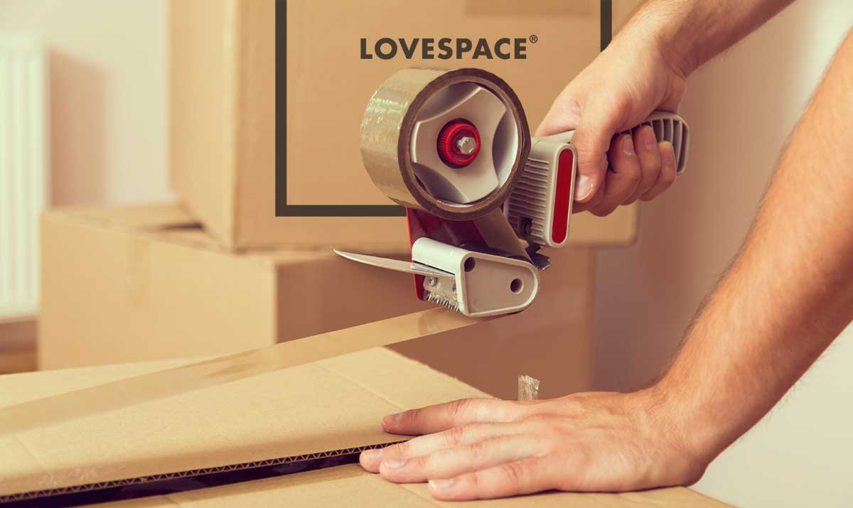 Make moving stree-free with clever packing and storage