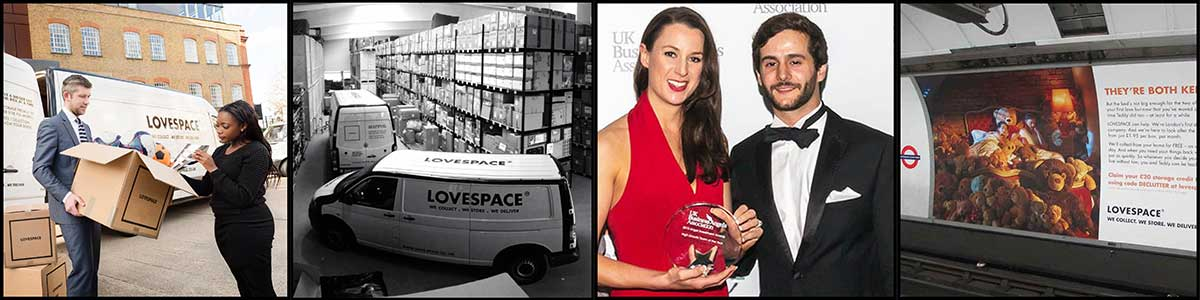 Award winning storage service