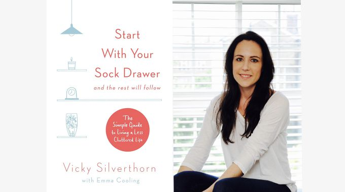 Vicky - A Guide to Living a Less Cluttered Life