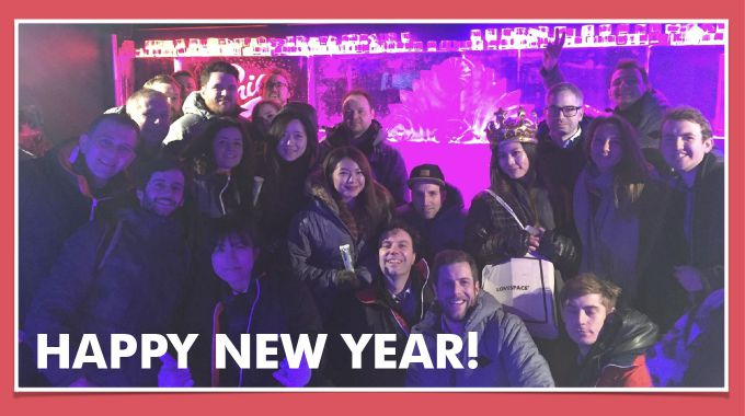 lovespace wishes you a happy new year