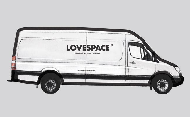 Lovespace van