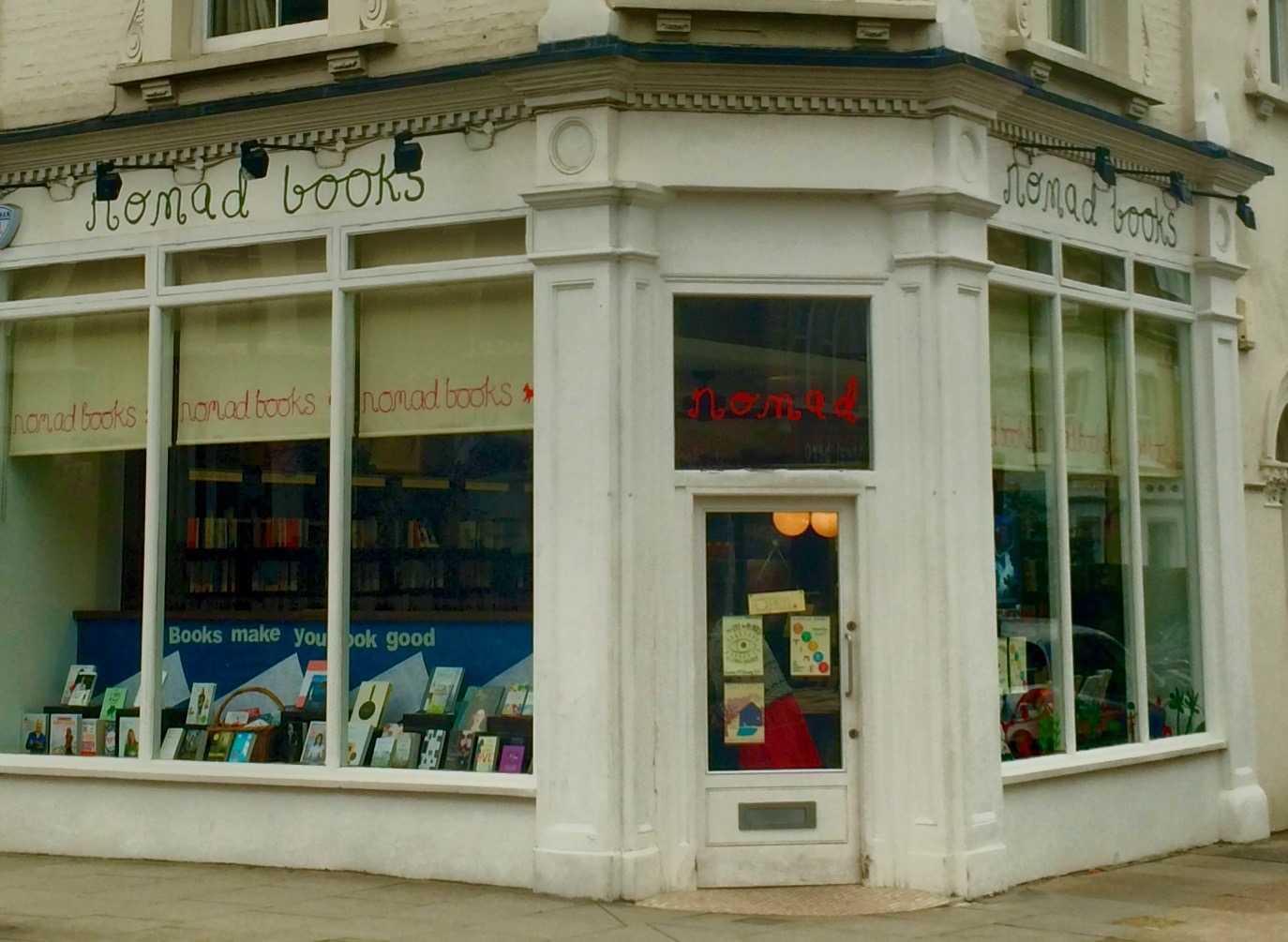 nomad books parsons green fulham